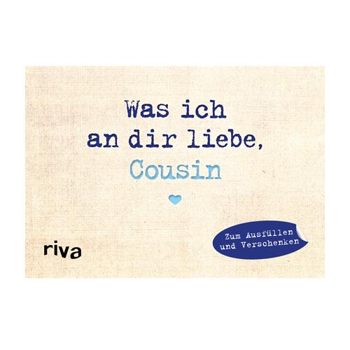 Was-ich-an-dir-liebe,-Cousin - Alexandra Reinwarth